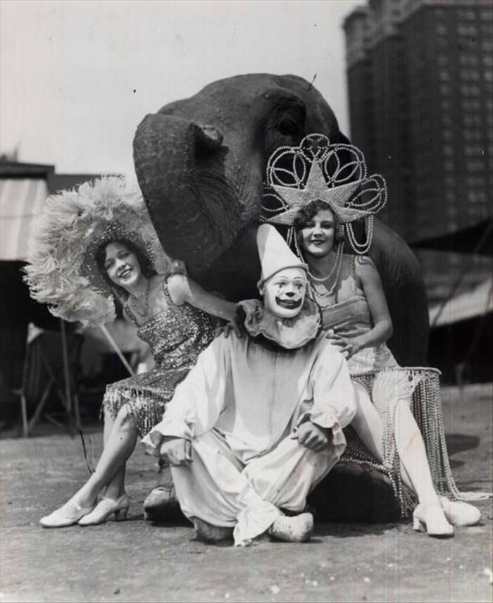 Vintage Circus Photos - Gallery