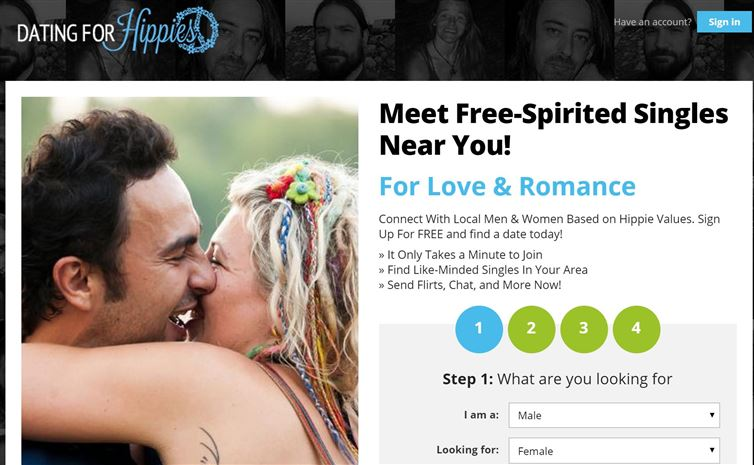 Specific online dating sites