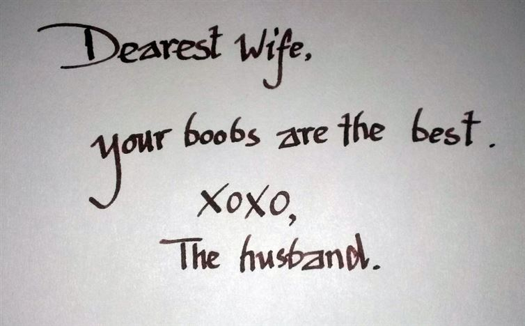 Hilarious Love Notes From Modern Day Romeos And Juliets - Gallery ...