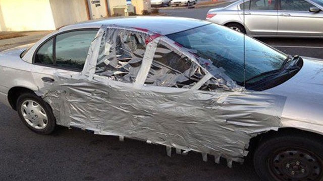 10 - 15 Times Duct Tape Came To The Rescue