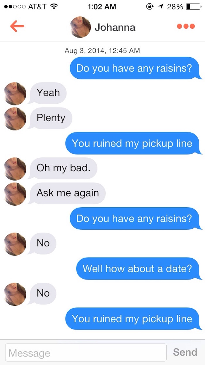 10 best chat up lines ever