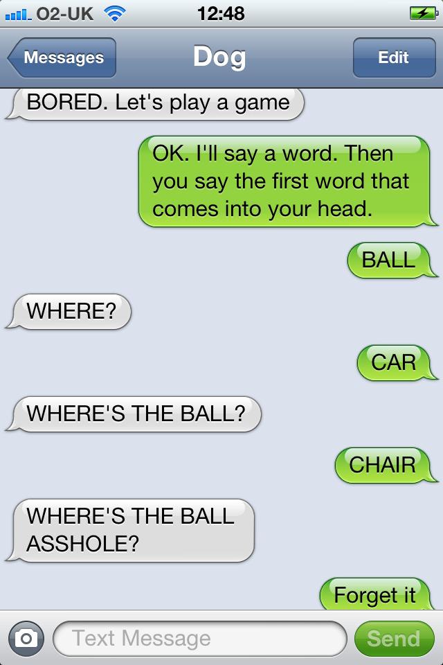Funny texting topics