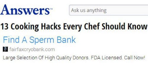 Horrible Ad Placements Funny Gallery EBaums World - 24 worst advertising placement fails
