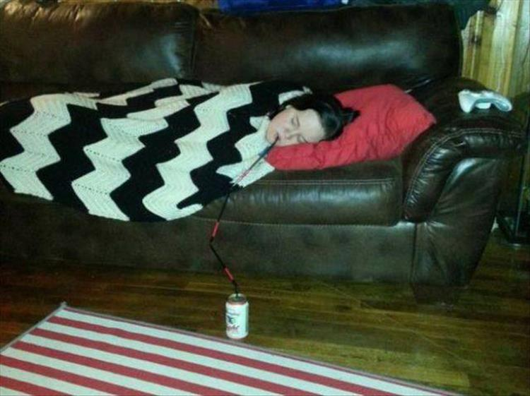 15 - 21 People That Turned Laziness Into An Art Form