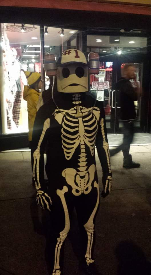 3 - The Very Best Costumes From Halloween 2015