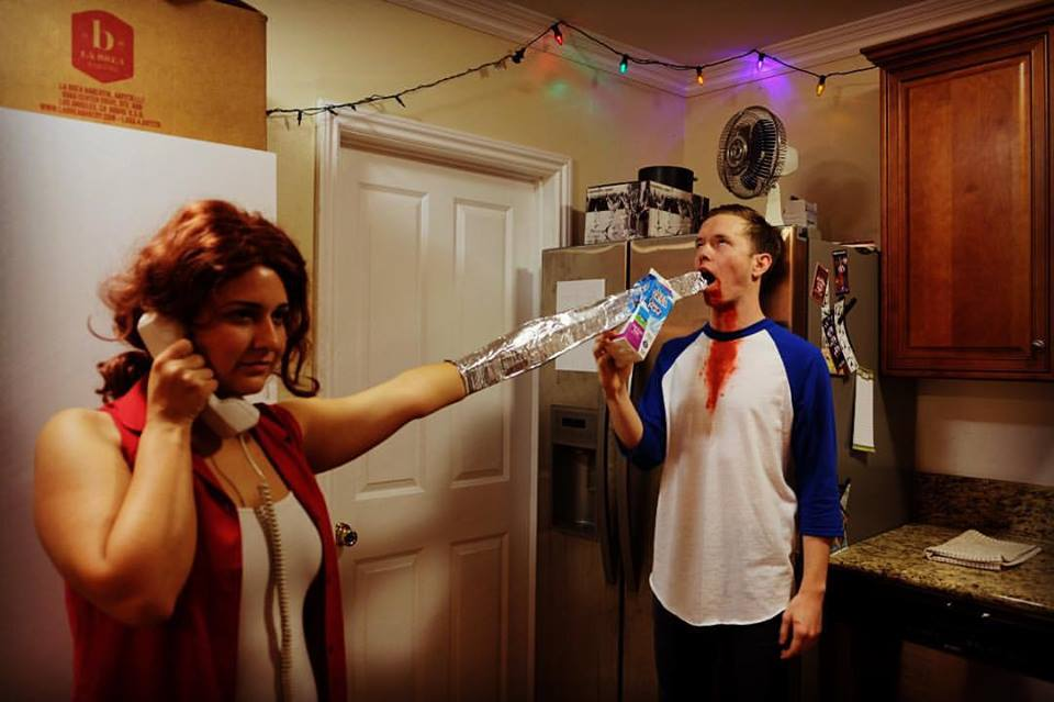11 - The Very Best Costumes From Halloween 2015