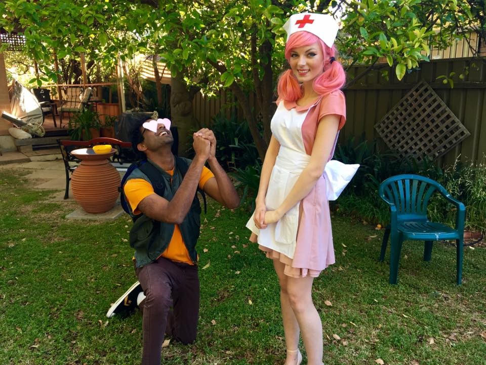 12 - The Very Best Costumes From Halloween 2015