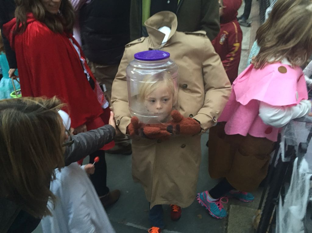 23 - The Very Best Costumes From Halloween 2015
