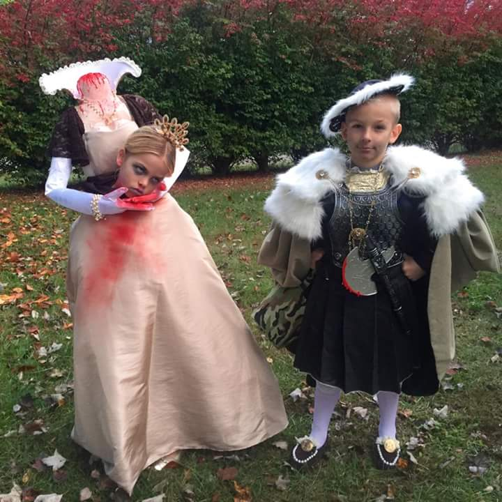 40 - The Very Best Costumes From Halloween 2015