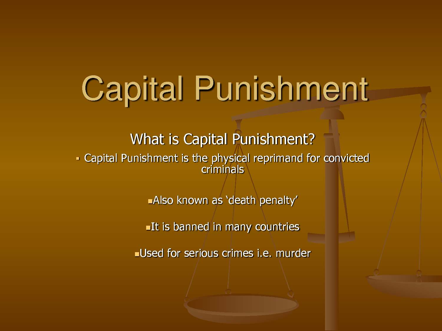 persuasive essays against capital punishment Capital punishment essay: benefits of the death penalty argumentative persuasive essays]:: 5 works cited : pro capital punishment essays] 1542 words (44.