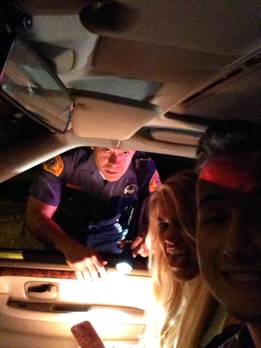 11 - Pulled over