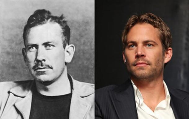 Superior 13   John Steinbeck And Paul Walker