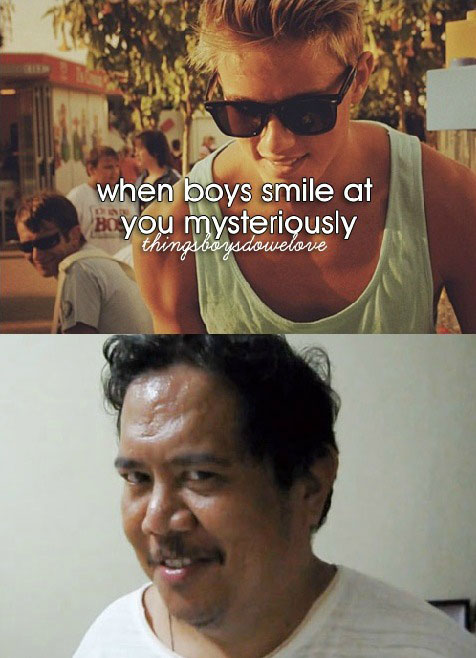 Girls who like guys