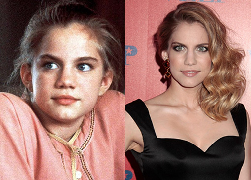 16 Childhood Actresses All Grown Up