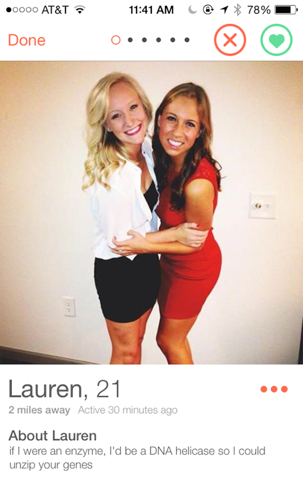 Nerds On Tinder That Are Just Awesome