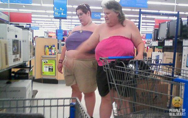 attention walmart shoppers Attention walmart shoppers: you are not getting bigger, the world is getting smaller s o i finally got out for my clothes shopping spree as it turns out, i'm not a size 10.