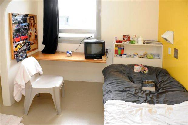 5 - Otago Corrections Facility, New Zealand: Otago corrections facility has a single entrance, an electrical fence, and it X-rays all visitors - in addition to employing everything from cell phone jammers and microwave sensors. While it seems like a prison meant for Bond villains, Otago provides comfortable rooms, and rehabilitates prisoners by teaching them job skills in light engineering, dairy farming, and cooking.