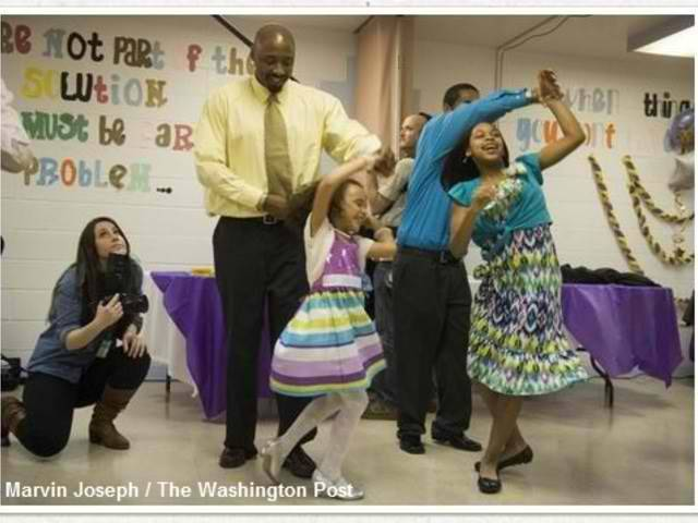 6 - Richmond City Jail, Virginia: Richmond City Jail is slowly revolutionizing its prisoners through family-oriented activities like father/daughter dances. No one wants these events (that will definitely scar their children for life) to be cancelled, so inmates are well-behaved and compliant.