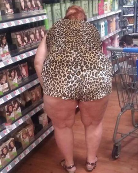 3 - Crazy People Of Walmart