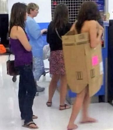 5 - Crazy People Of Walmart