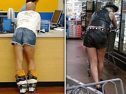 6 - Crazy People Of Walmart