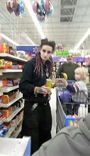 12 - Crazy People Of Walmart