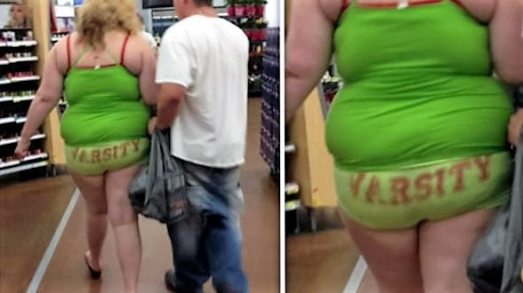 21 - Crazy People Of Walmart