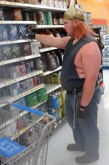 29 - Crazy People Of Walmart