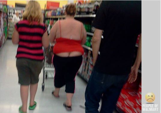 35 - Crazy People Of Walmart