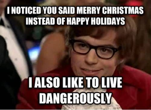 15 27 yuletide memes to get you in the holiday spirit - Dirty Christmas Memes