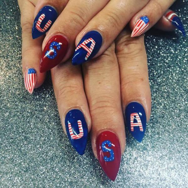 27 - USA nails