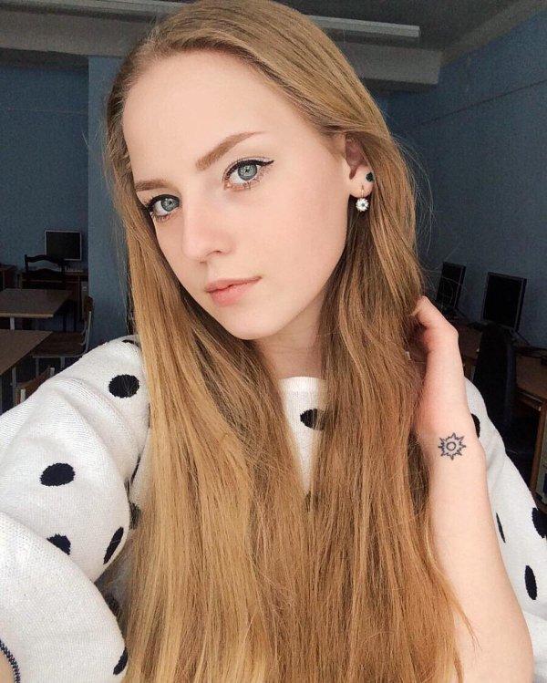 3 - Oksana Neveselaya Makes Teaching Math Sexy