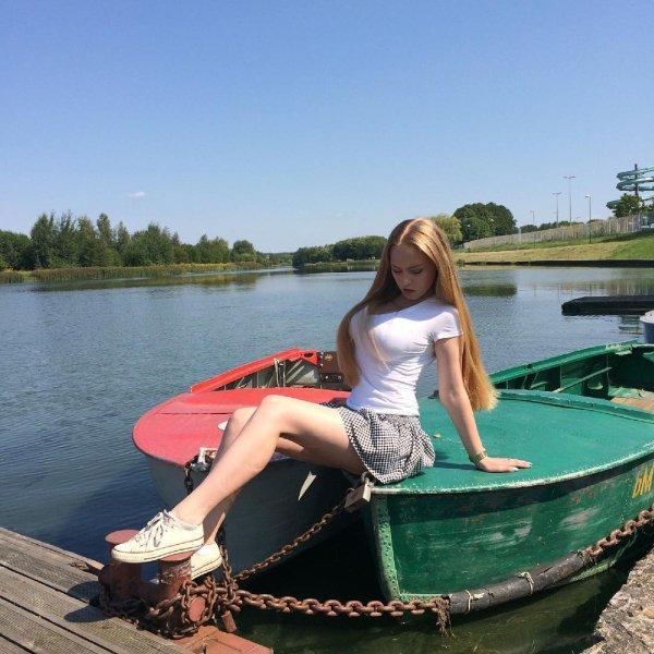 8 - Oksana Neveselaya Makes Teaching Math Sexy