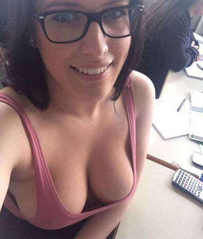 29 - 29 Girls Even More Sexy In Glasses