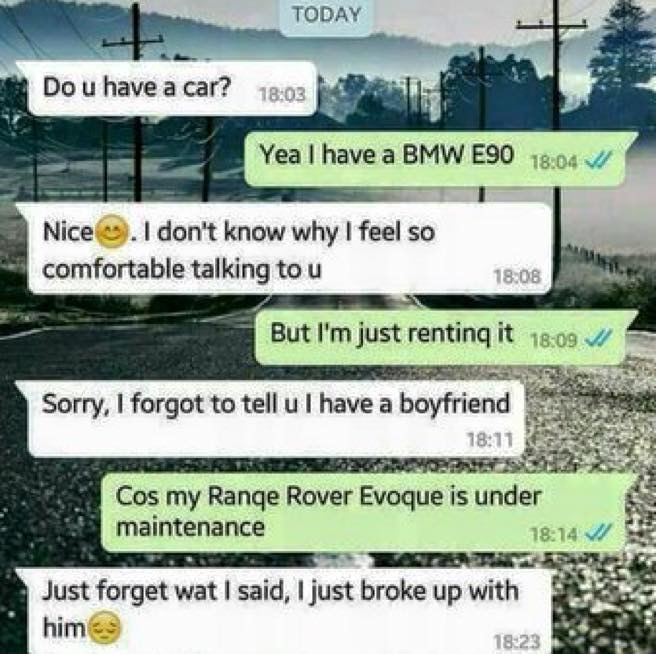 What Do You Think This Babe Will Say Next?...[ See Chat] - Romance - Nigeria