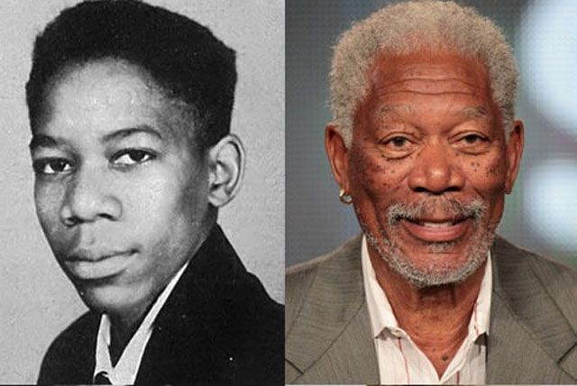 21 - Famous People: Then And Now