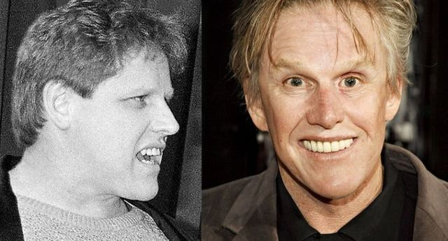 28 - Famous People: Then And Now