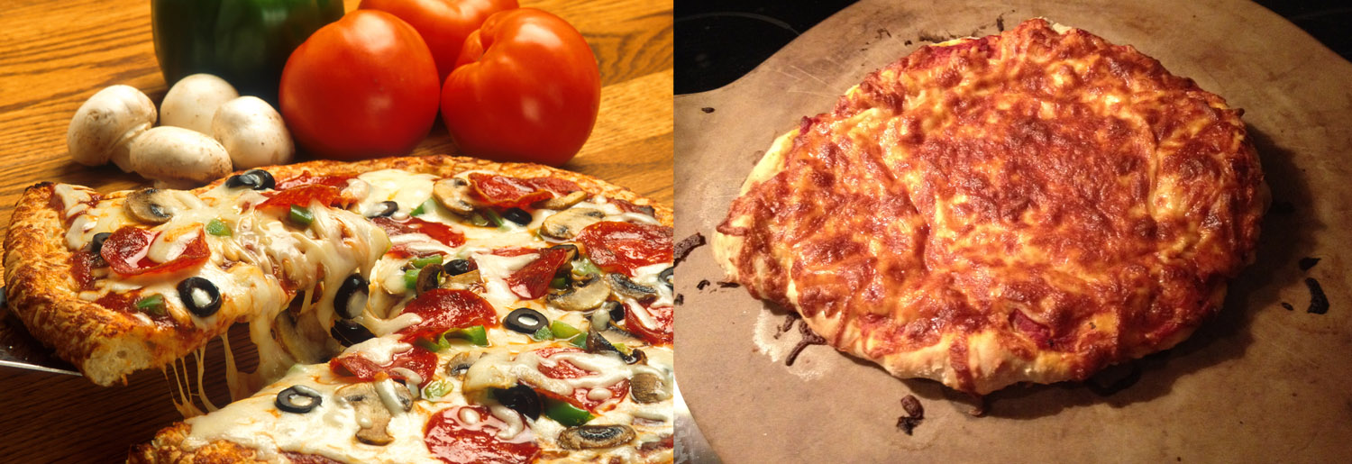 2 - Baking the perfect pizza