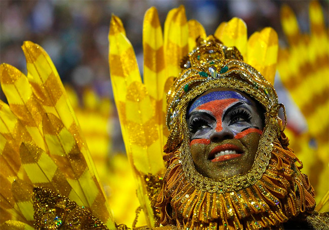1 - Brazilian Carnival 2014