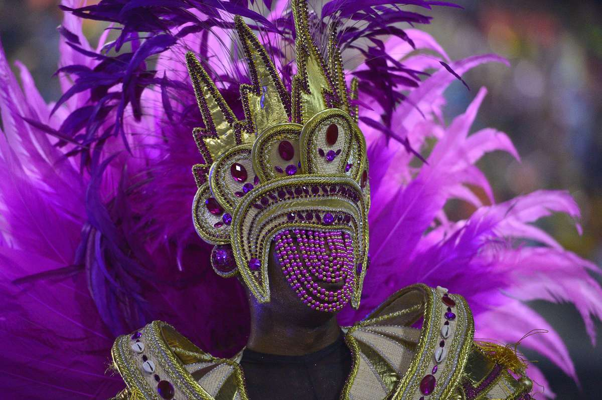 2 - Brazilian Carnival 2014