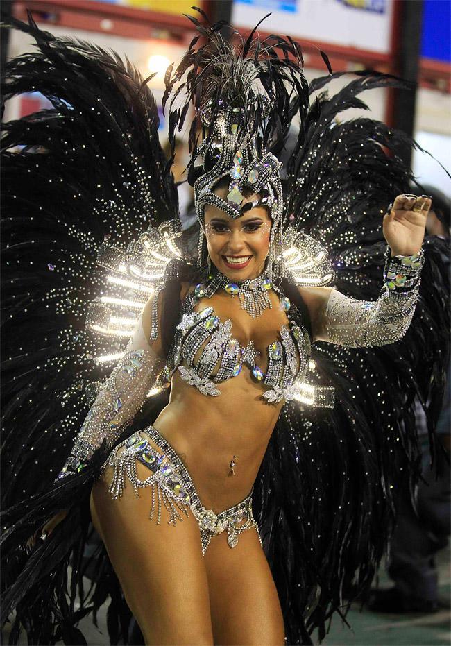 3 - Brazilian Carnival 2014