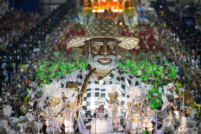 5 - Brazilian Carnival 2014