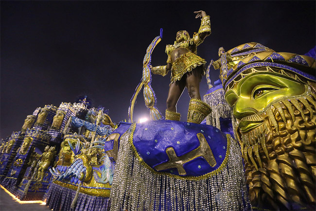 7 - Brazilian Carnival 2014