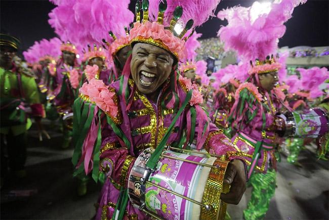 9 - Brazilian Carnival 2014
