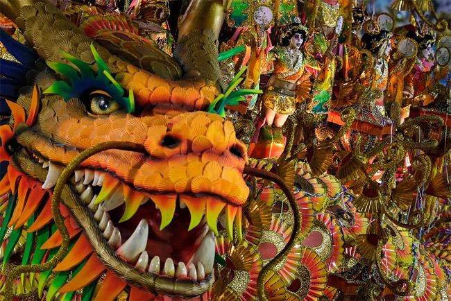 10 - Brazilian Carnival 2014