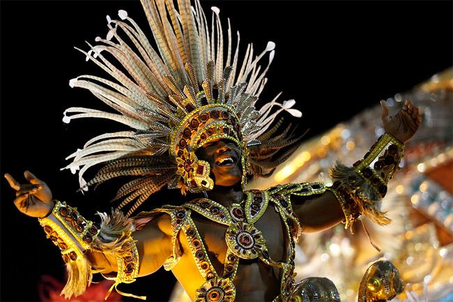 11 - Brazilian Carnival 2014
