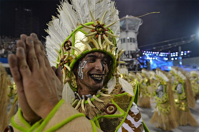 12 - Brazilian Carnival 2014