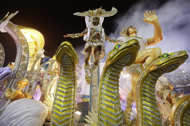 14 - Brazilian Carnival 2014