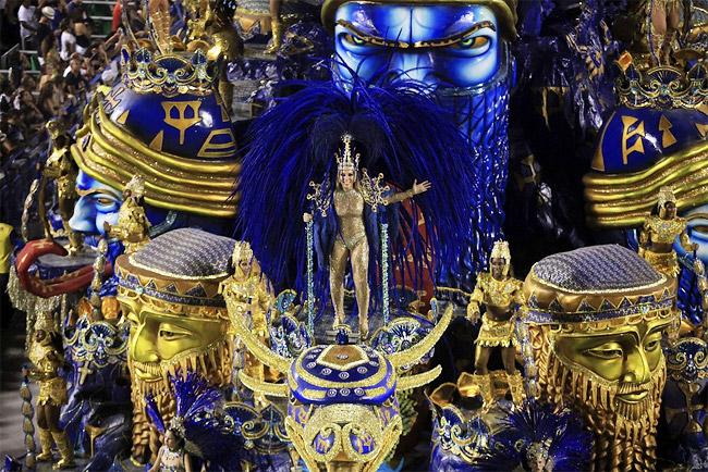 15 - Brazilian Carnival 2014
