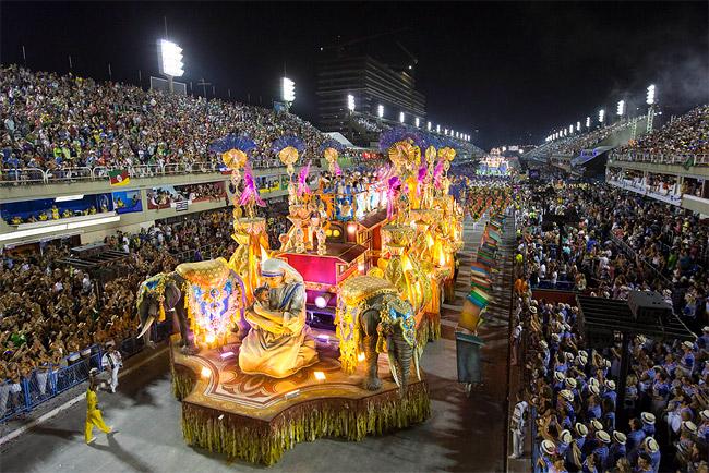16 - Brazilian Carnival 2014